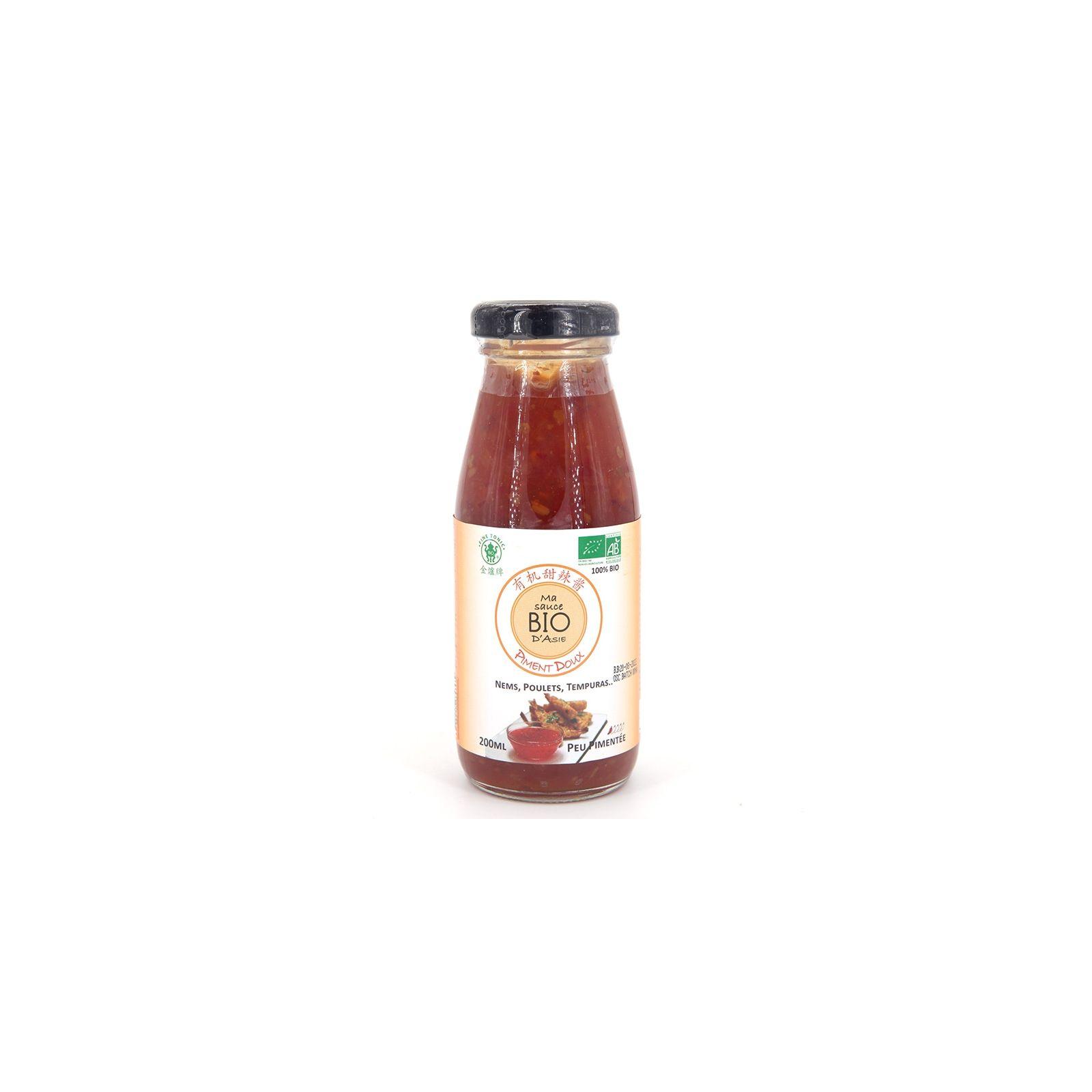 Asia Marché Sweet Chili sauce doux BIO 200ml FT