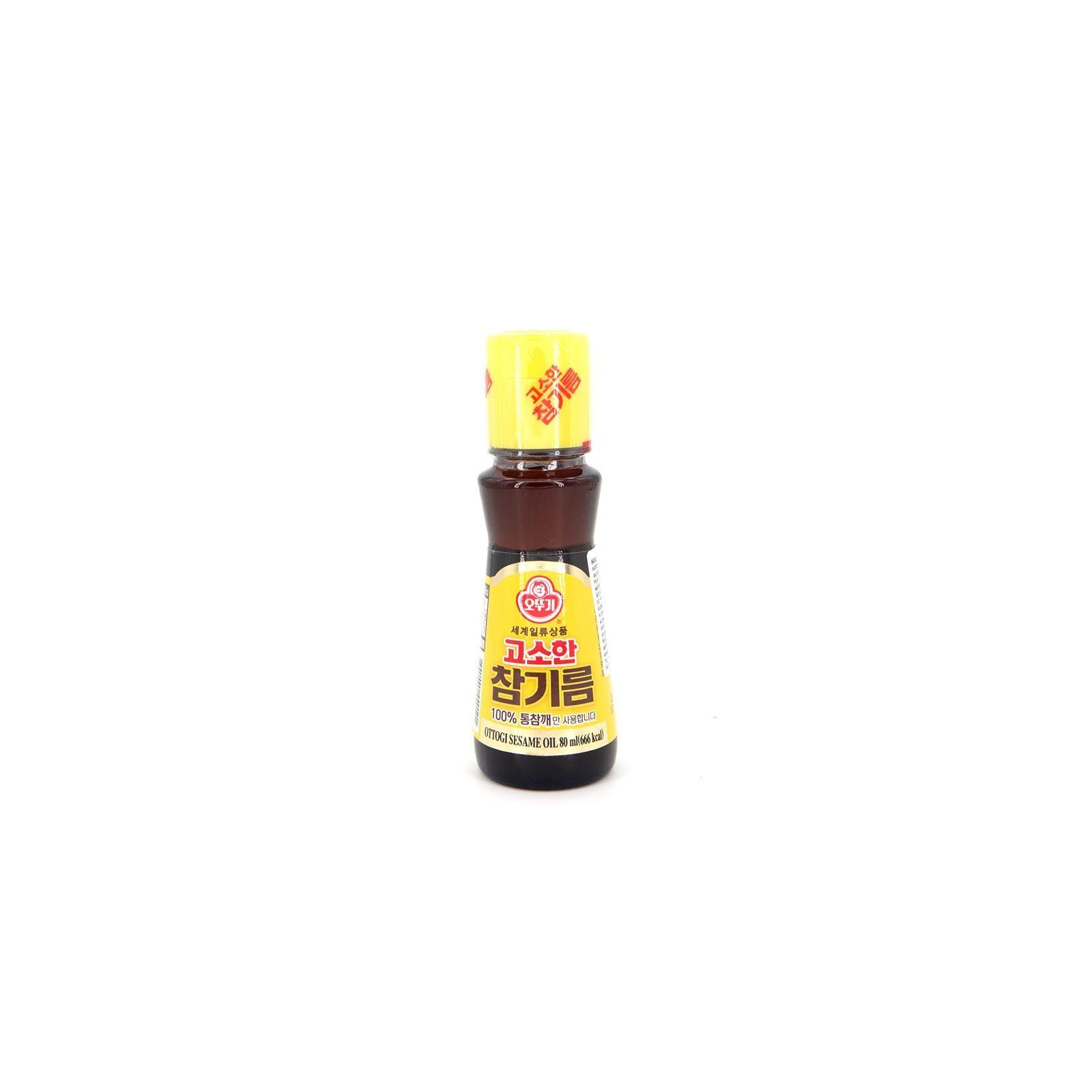 Asia Marché Huile de sésame Coréen 80ml Ottogi