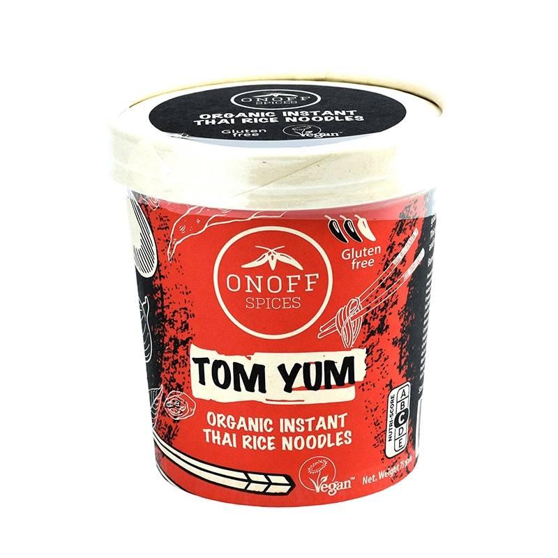 Asia Marché Pâtes de riz au Tom Yum BIO 75g OnOff