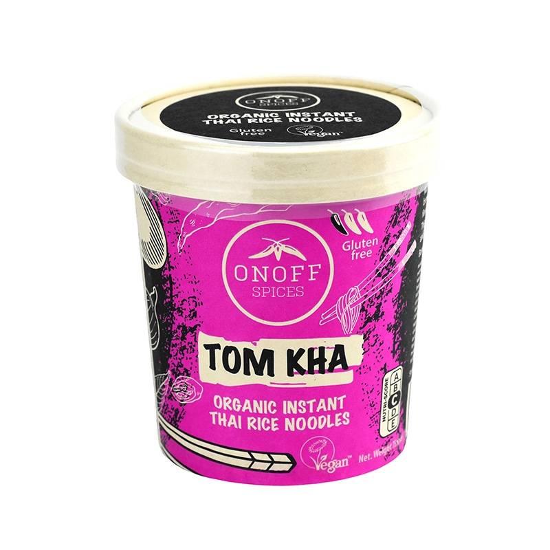 Asia Marché Pâtes de riz au Tom Kha BIO 75g OnOff