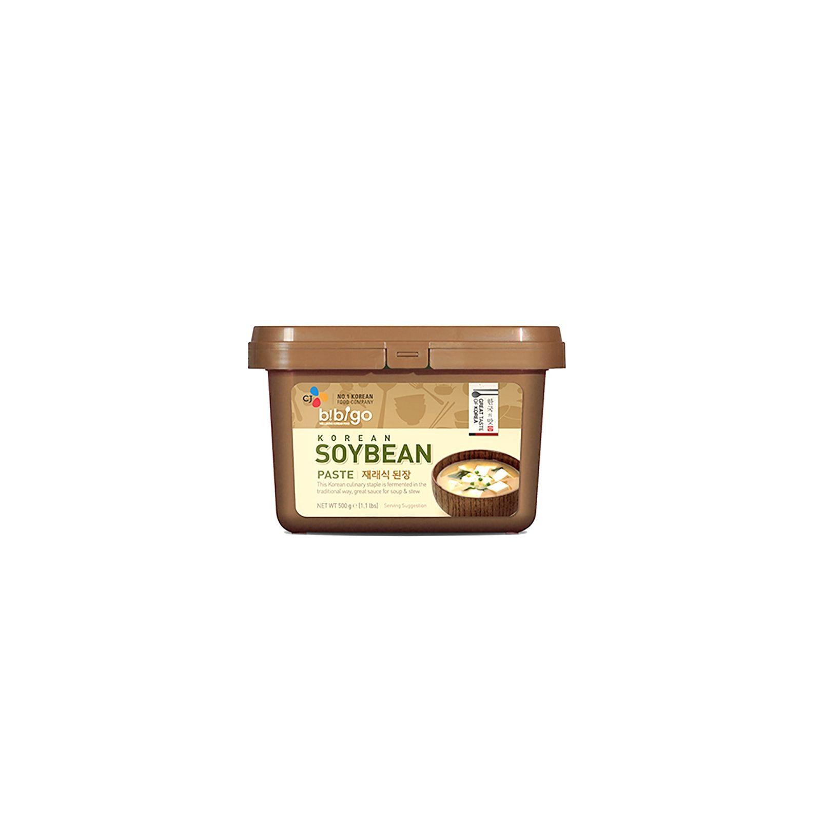 Asia Marché Doenjang / Pâte de soja fermentée  500g Bibigo