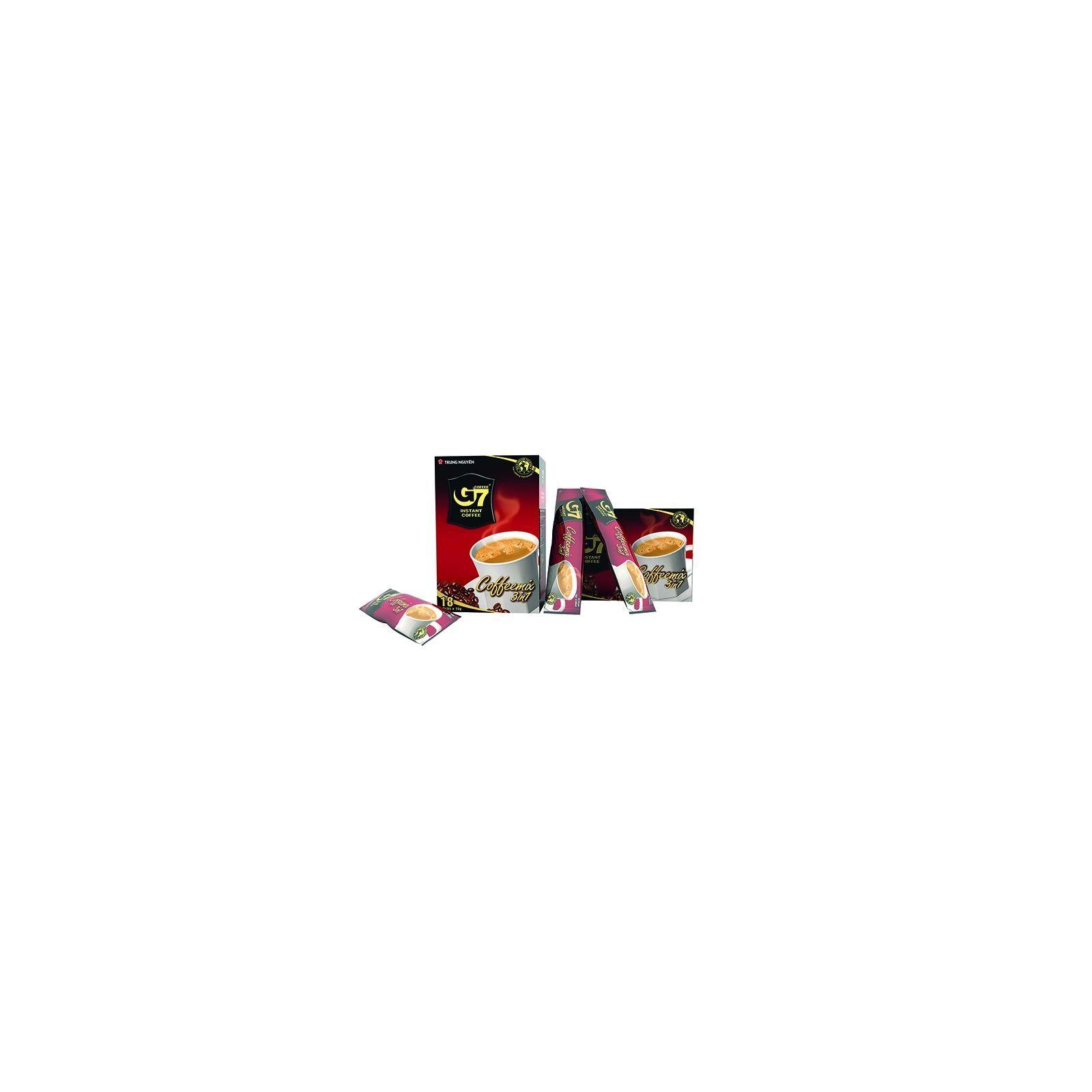 Asia Marché Café au lait Vietnamien 18 sachets G7