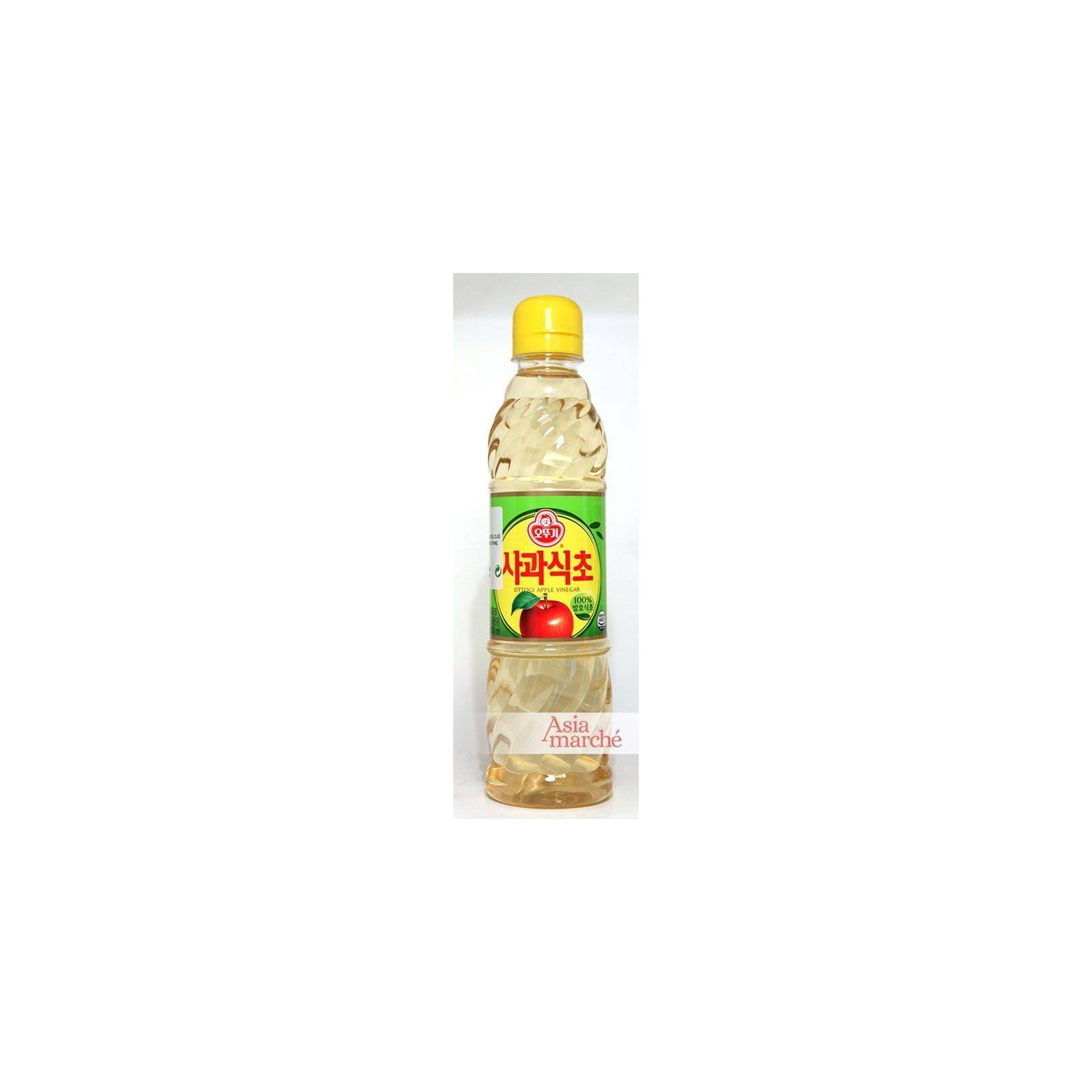 Asia Marché Vinaigre de Pommes Coréen Ottogi 500ml