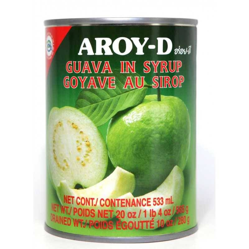 Asia Marché Goyave au sirop 565g Aroy-D