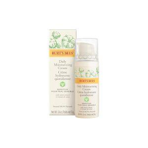 Burt's Bees Crème hydratante pour peau sensible à usage quotidien - Publicité