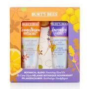 Burt's Bees Coffret mains produits nourrissants à base de plantes