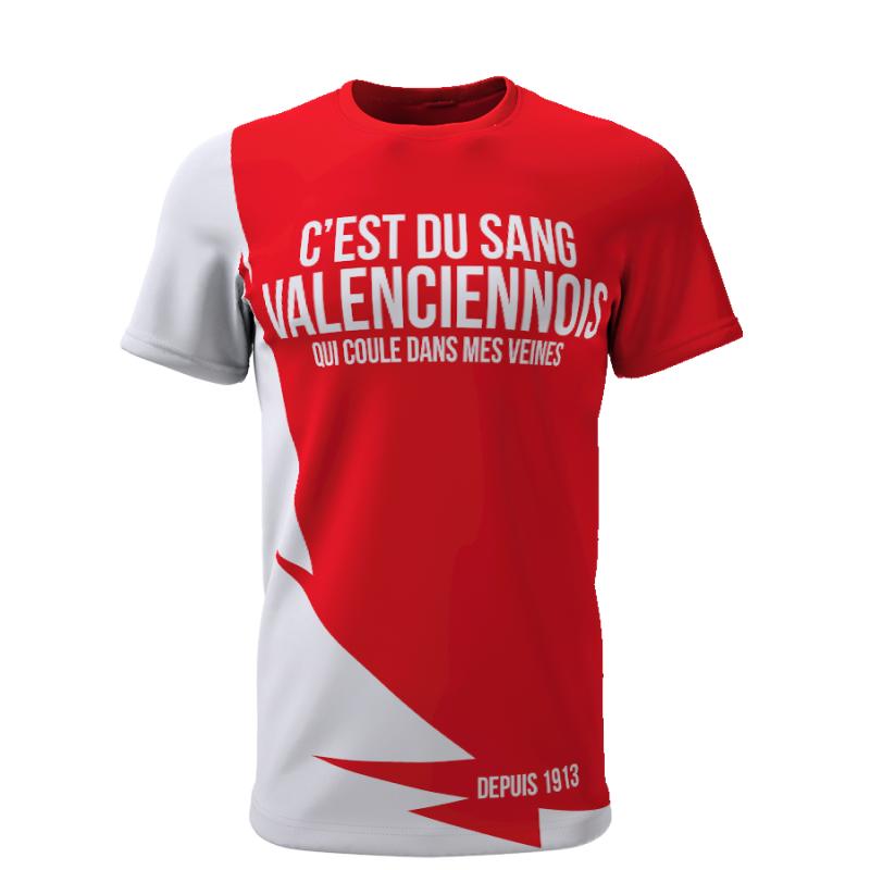 Tribune FC C\'est du sang valenciennois qui coule dans mes veines - Supporters Valenciennes - Tribune FC