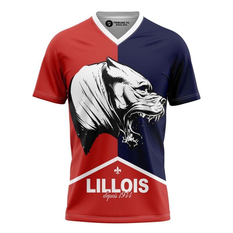 Tribune FC T-shirt Lillois depuis 1944 - Supporters Lille - Tribune FC