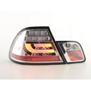 FK-Automotive Kit feux arrières LED BMW 3er E46 Coupé 03-07 chrome - Publicité