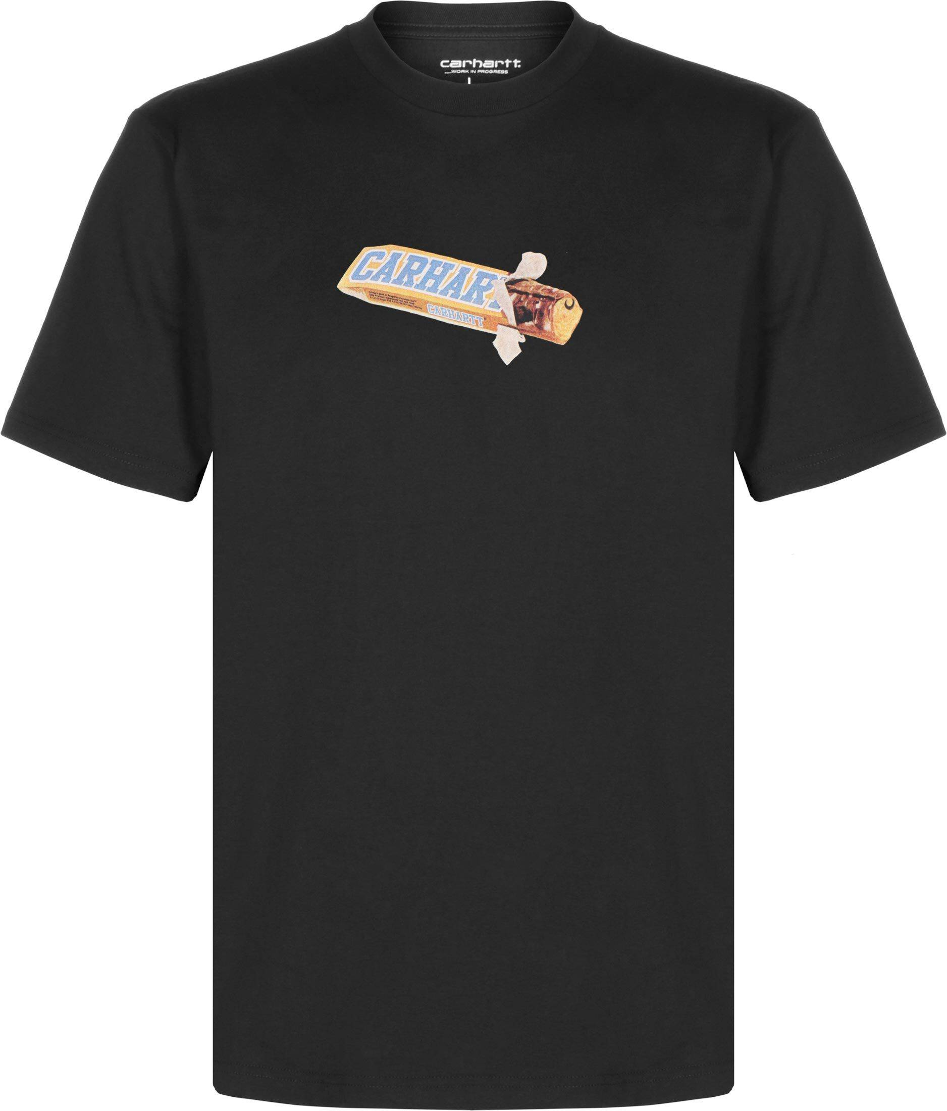 Carhartt WIP Chocolate Bar, taille XS, noir