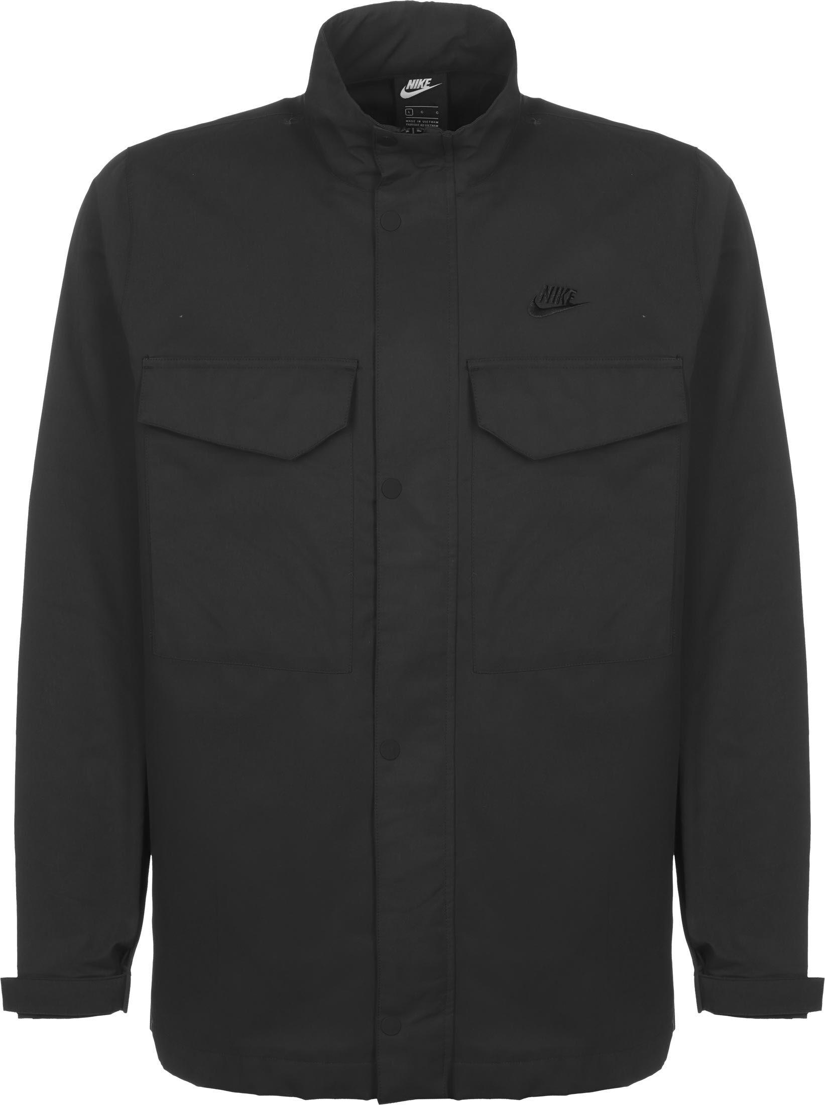 Nike M65, taille XL, homme, noir