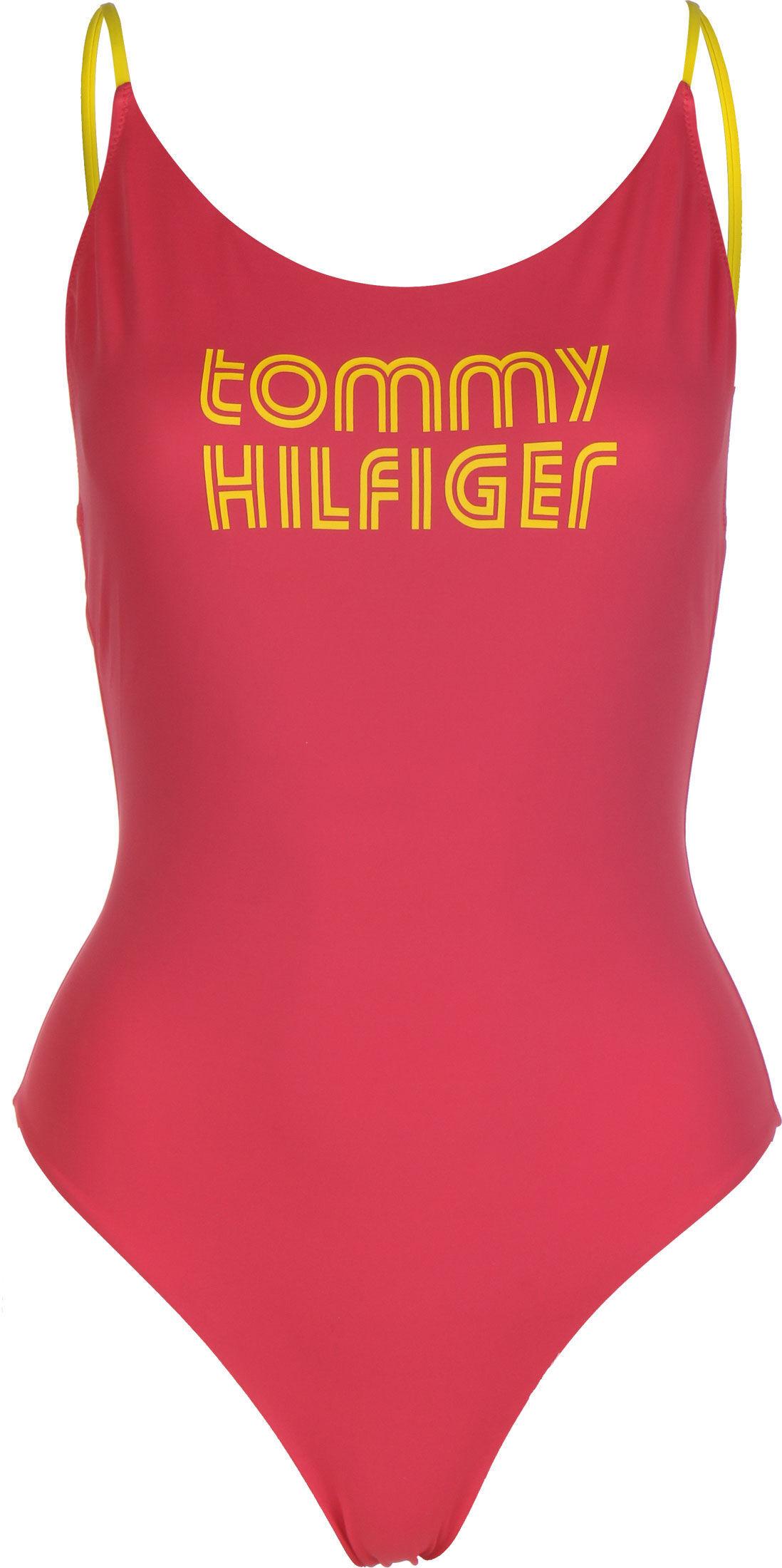 Tommy Hilfiger maillot de bain, L, femme rose