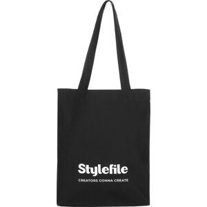 Stylefile Logo BIG, noir - Publicité
