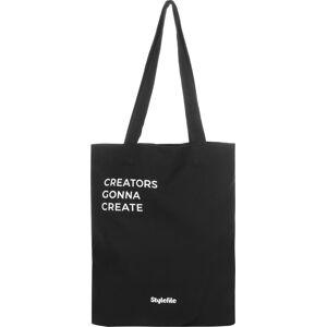 Stylefile Creators, noir - Publicité