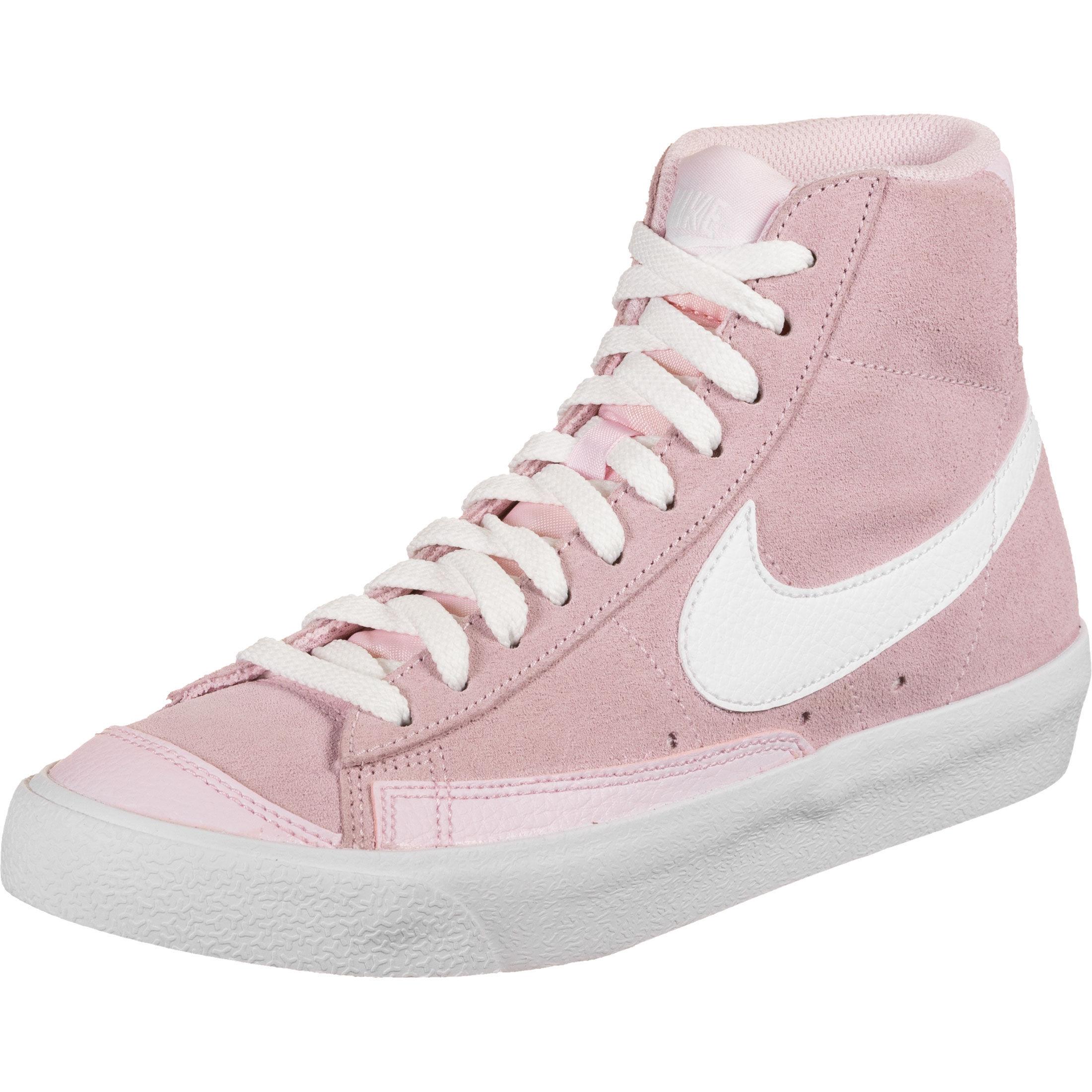 Nike Blazer Mid VNTG 77, 36 EU, femme, rose