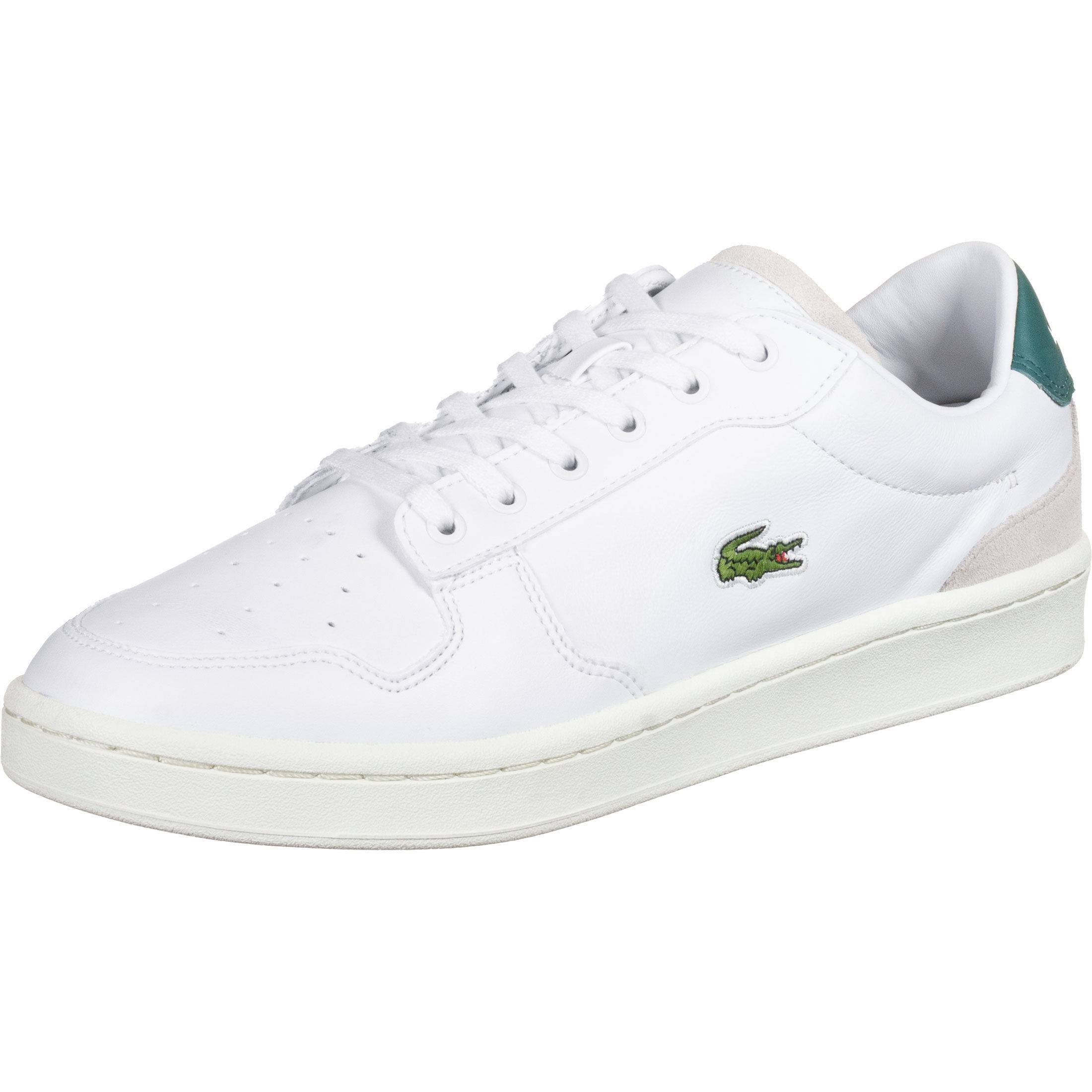 Lacoste Masters Cup, 44.5 EU, homme, blanc