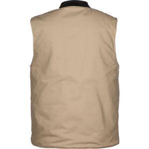 Caterpillar veste sans manches, taille M, homme, beige - Publicité