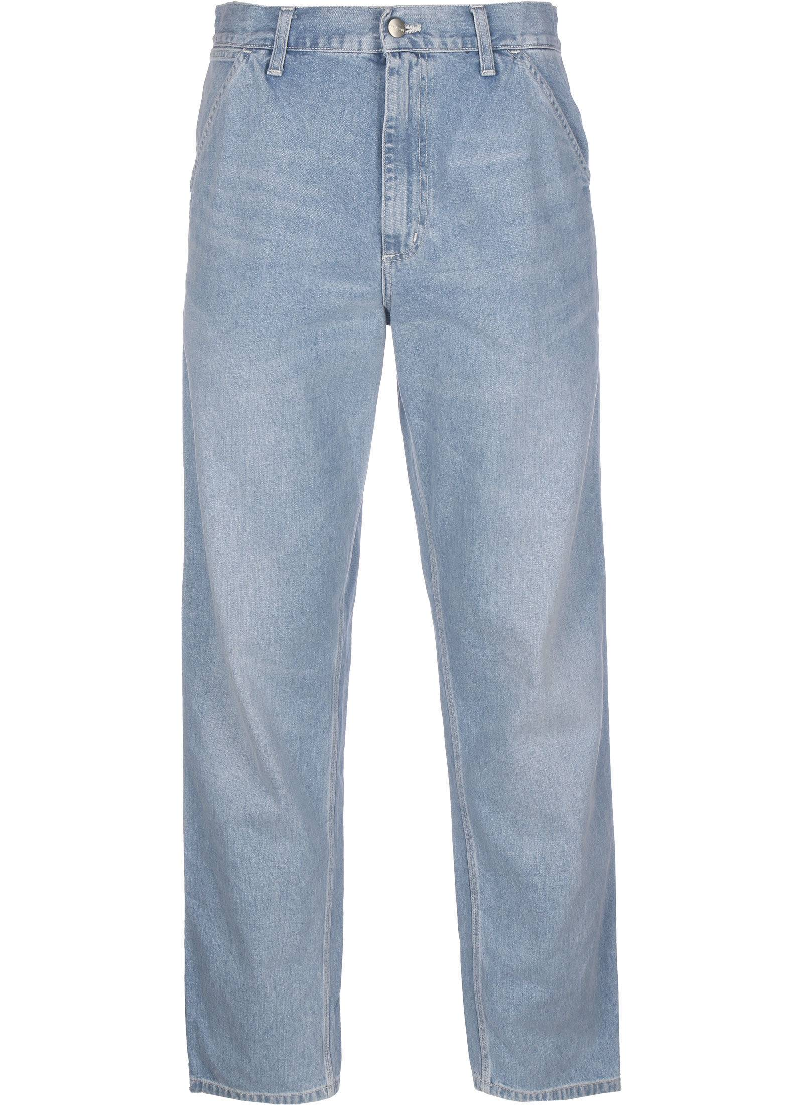 Carhartt WIP Simple, taille 34/34, homme, bleu