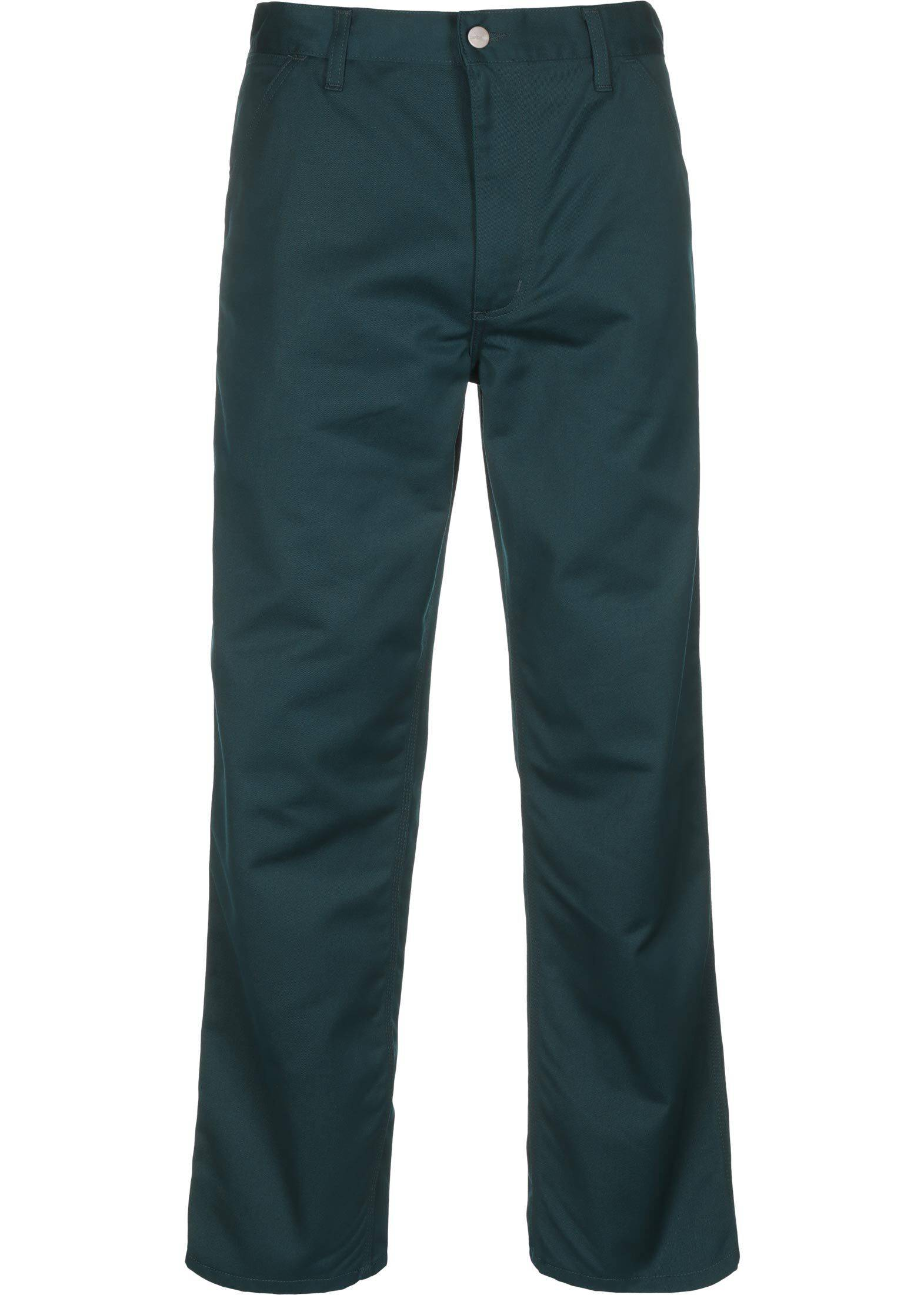 Carhartt WIP Simple, taille 34/32, homme, turquoise
