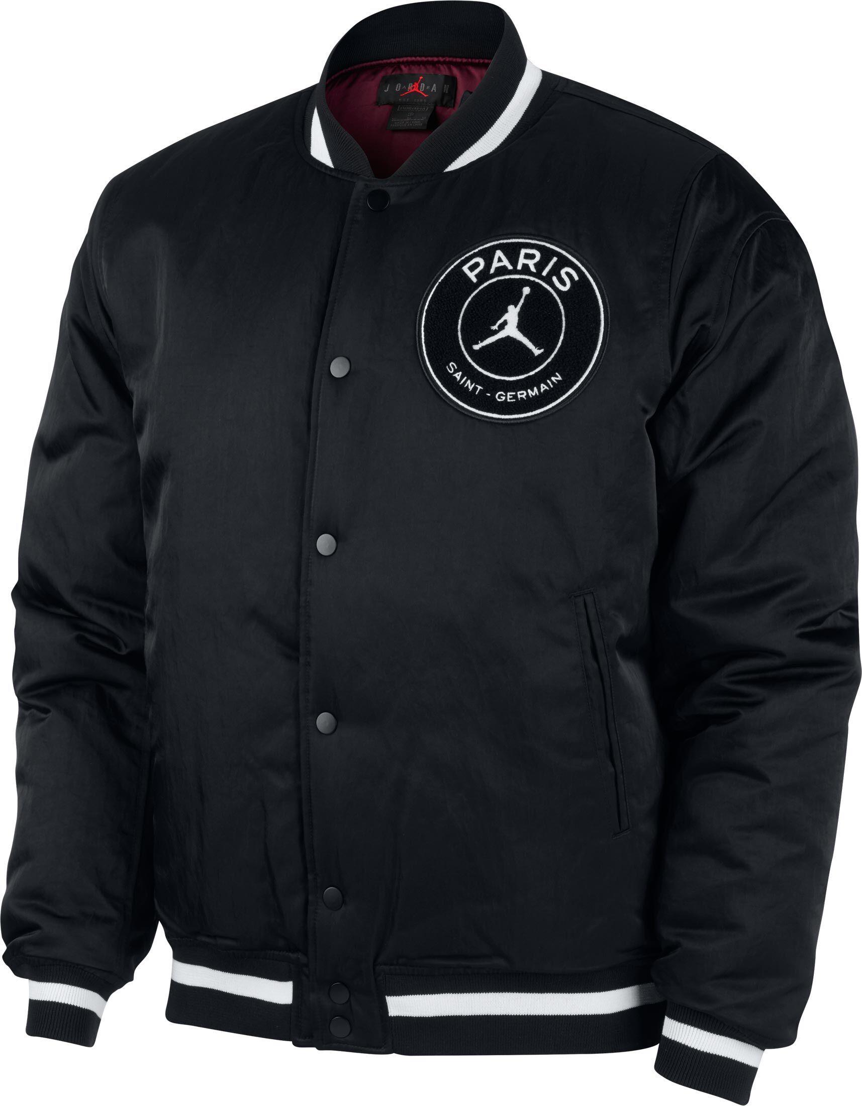 Jordan Paris Saint-Germain, taille S, homme, noir