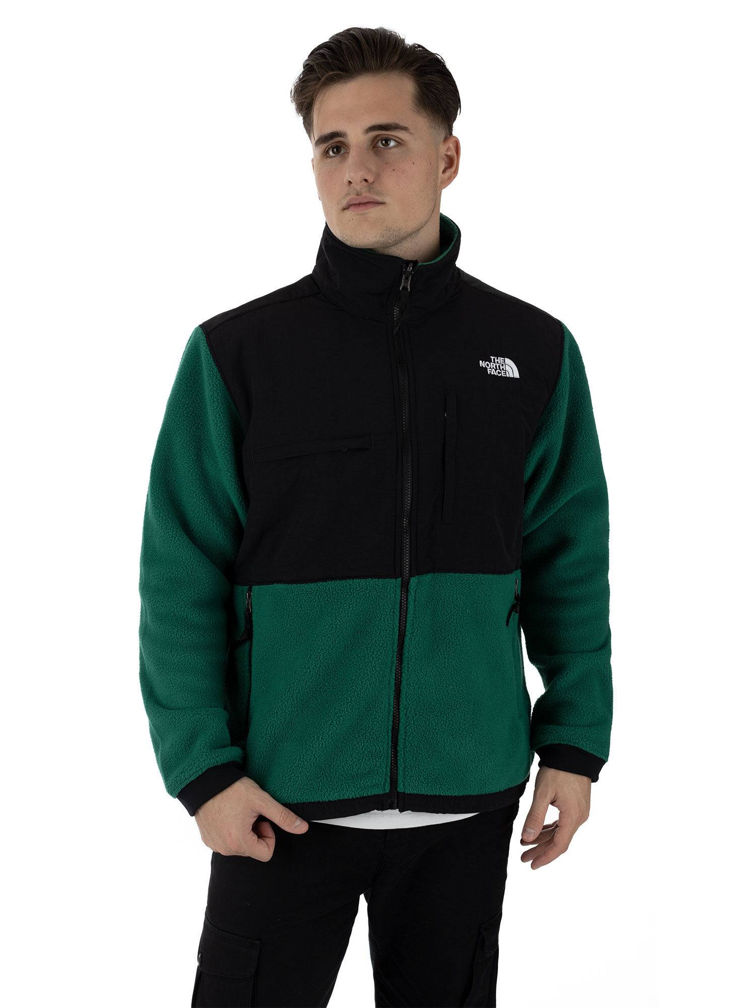 The North Face Denali 2, taille XS, homme, vert