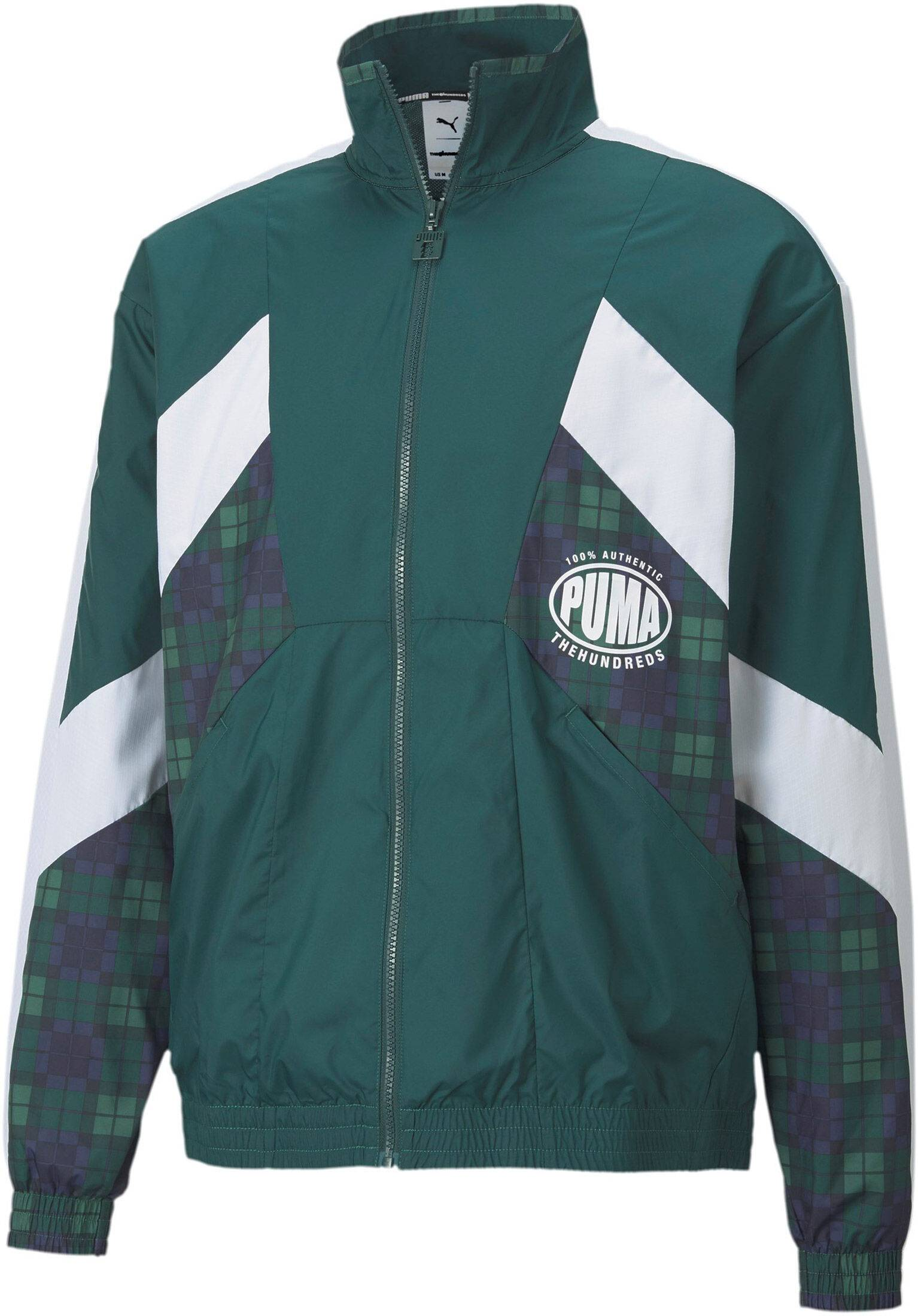 Puma The Hundreds x, taille XL, homme, vert