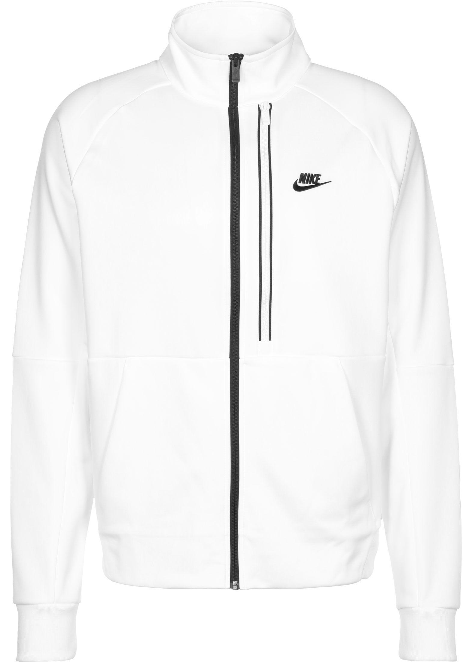 Nike Te N98 Tribute, taille XL, homme, blanc
