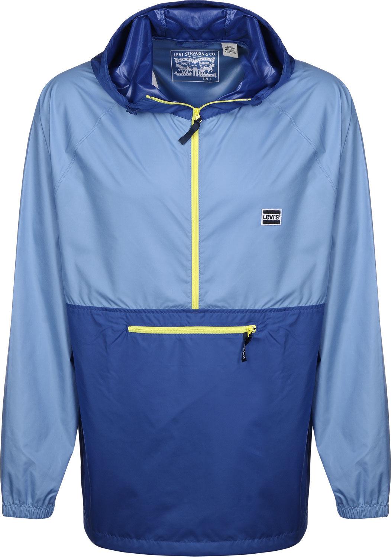 Levi's® Sport Anorak, taille L, homme, bleu