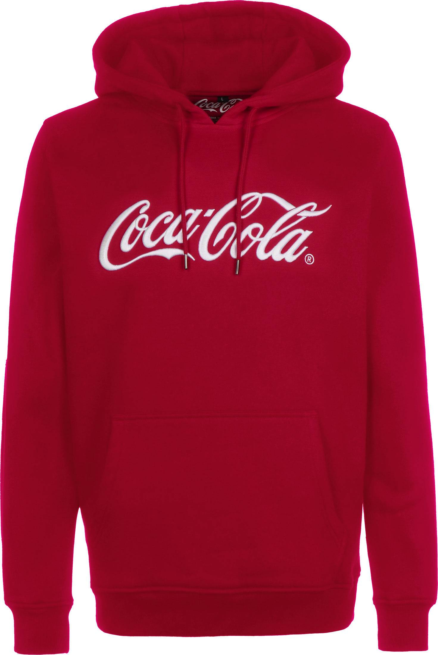 Merchcode Coca Cola Classic, taille S, homme, rouge