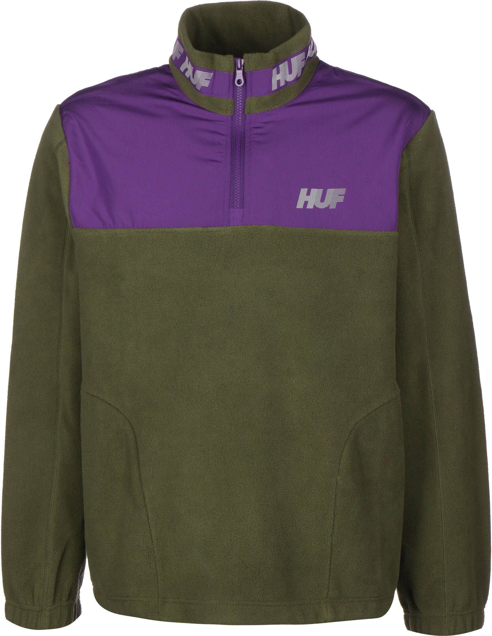 HUF 10K, taille S, homme, olive