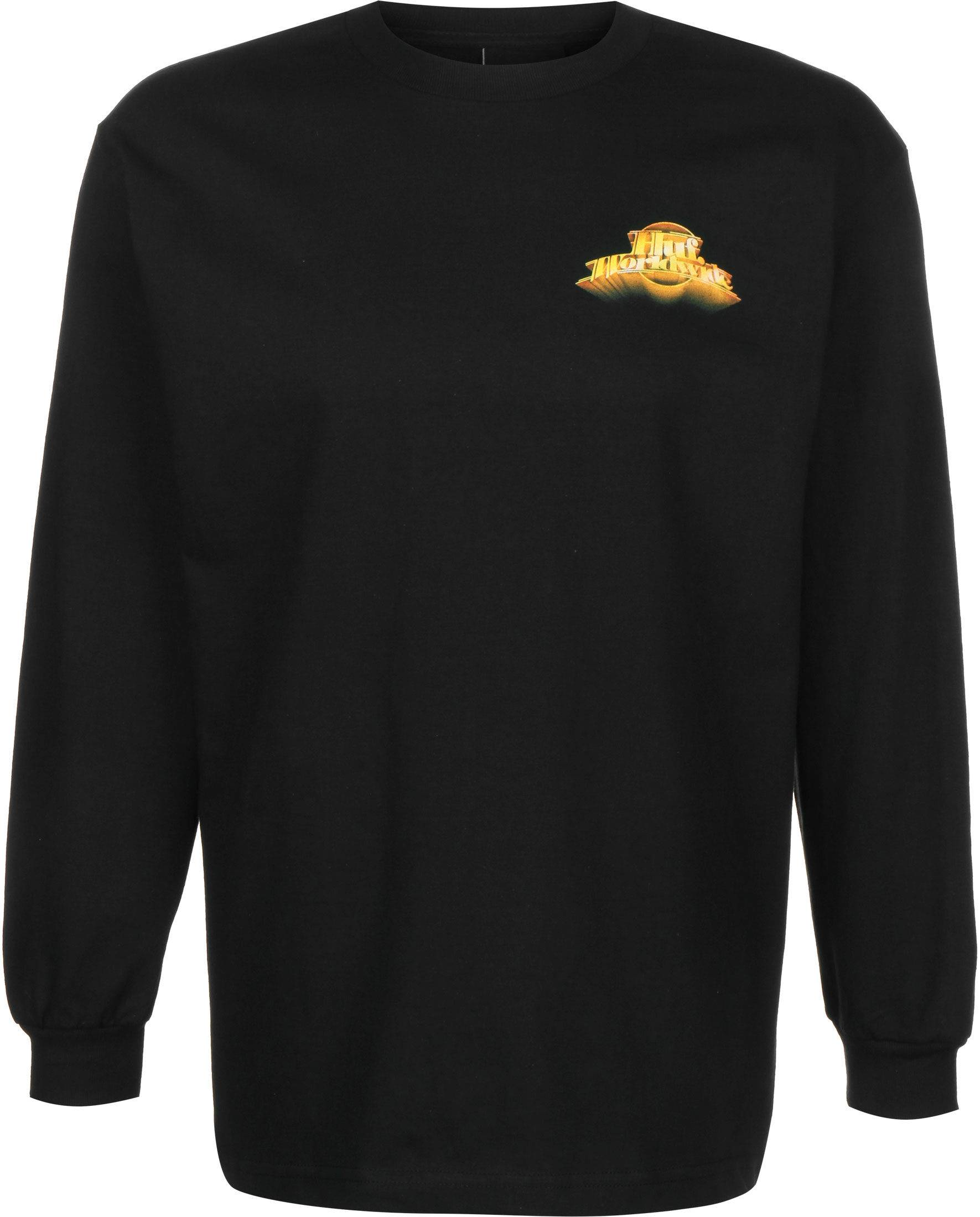 HUF Greatest Hits, taille L, homme, noir