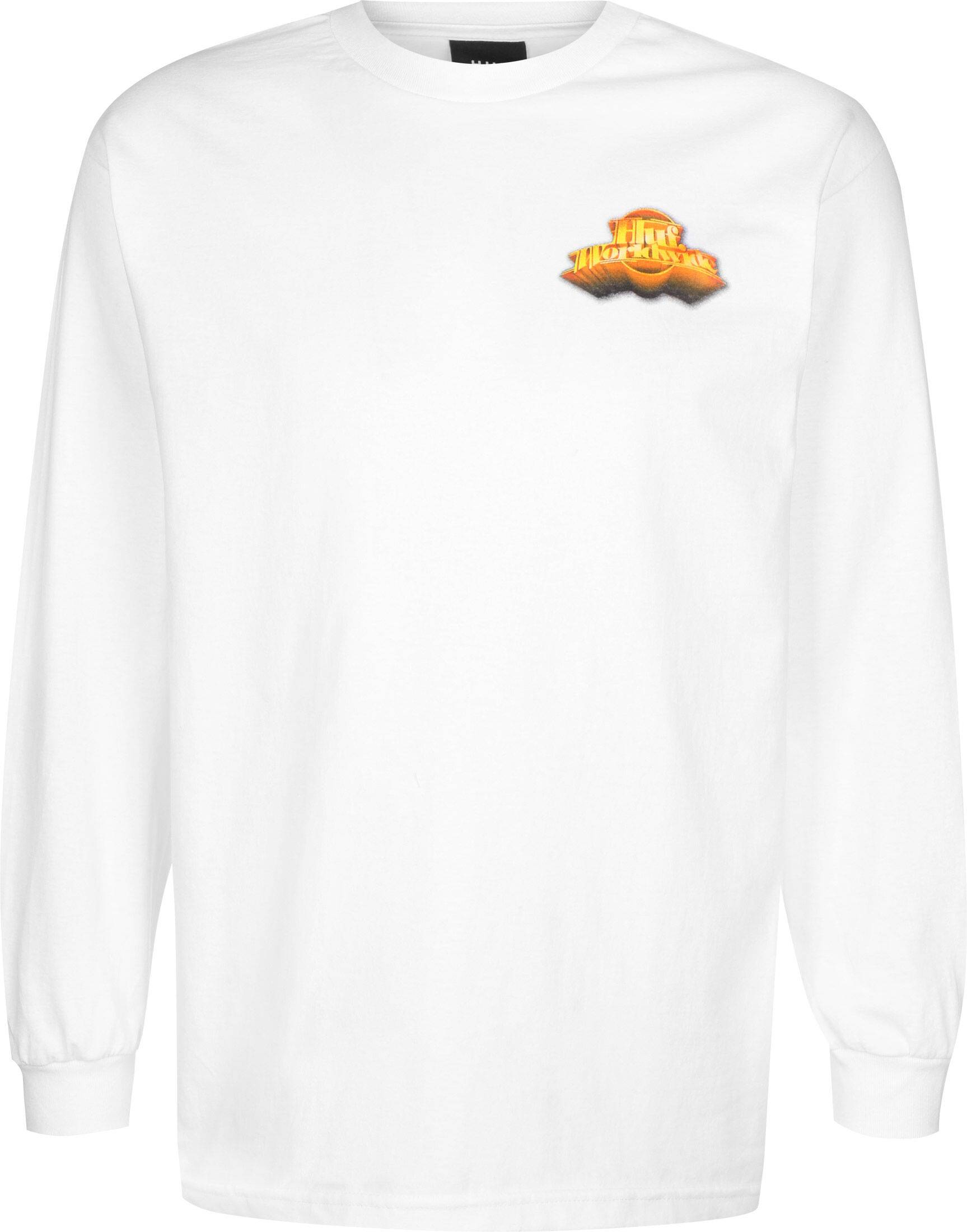 HUF Greatest Hits, taille XL, homme, blanc