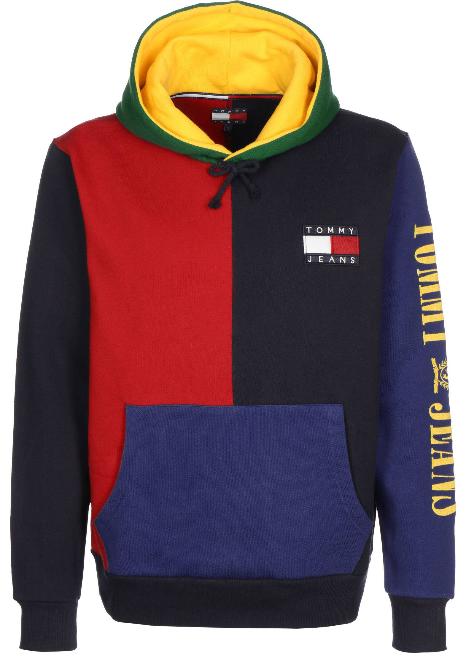 Tommy Jeans 90s, taille S, homme, multi-couleur