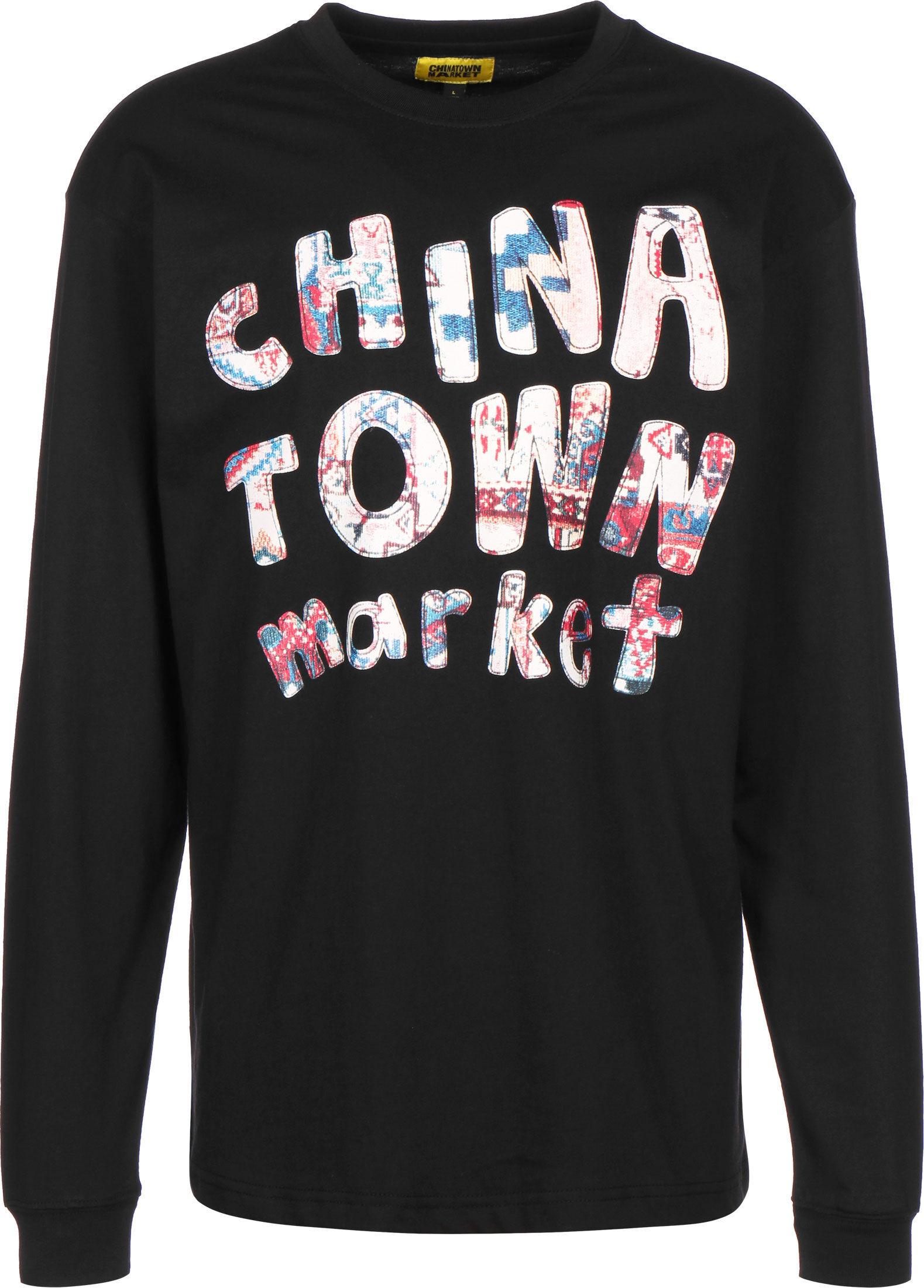 Chinatown Market Rug Dealer, taille L, homme, noir