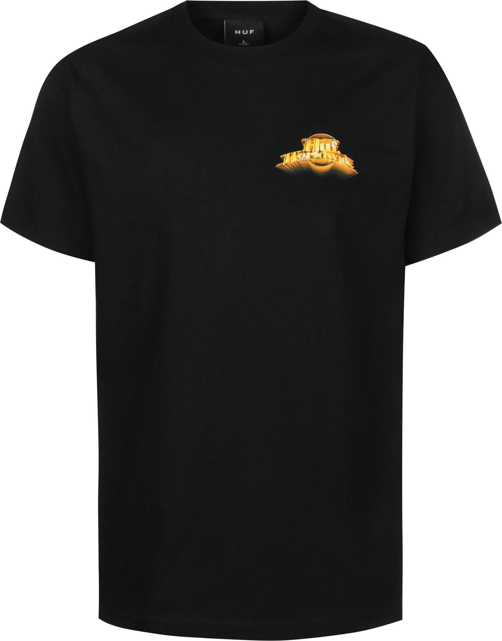 HUF Greatest Hits, taille M, homme, noir