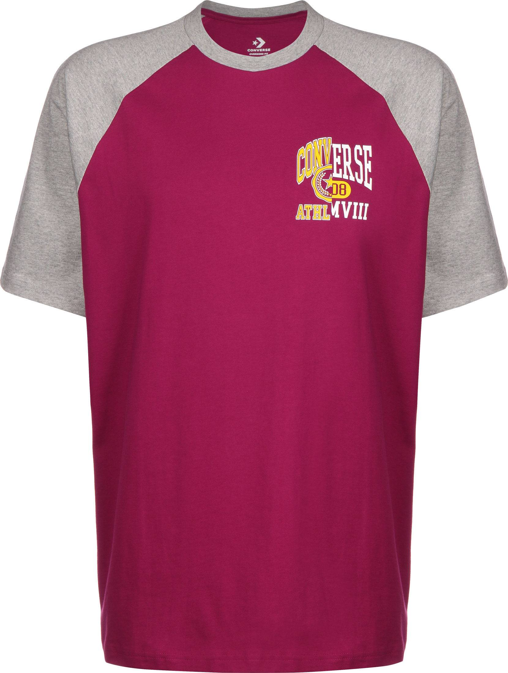 Converse Icon Remix Raglan, taille S, homme, rose