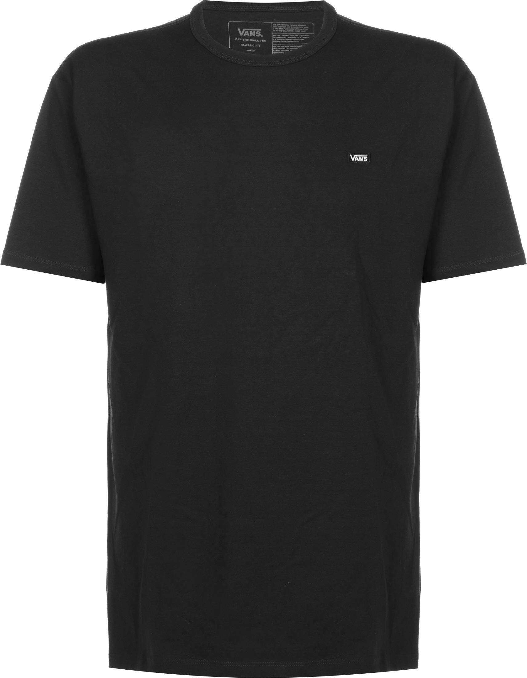 Vans Off the Wall, taille XL, homme, noir