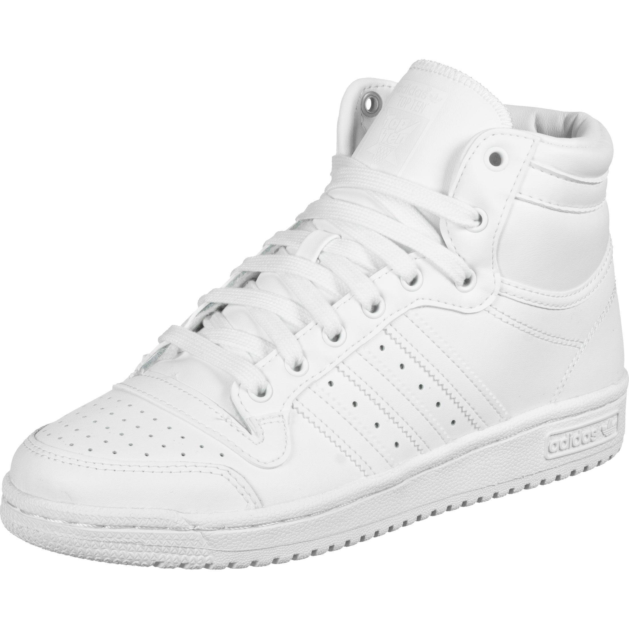 adidas TOP TEN, 46 2/3 EU, blanc