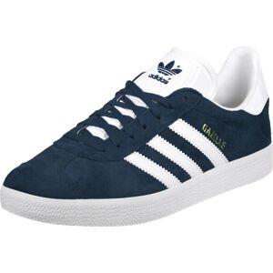 adidas Gazelle, 47 1/3 EU, bleu blanc - Publicité