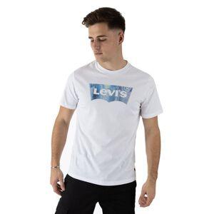 Levi's® Housemark Graphic, taille XXL, homme, blanc - Publicité