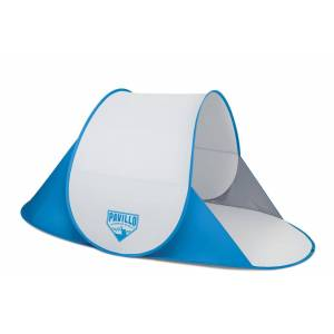 Höfer Chemie Tente de plage Pop Up - différents modèles (Tente Popup - Publicité