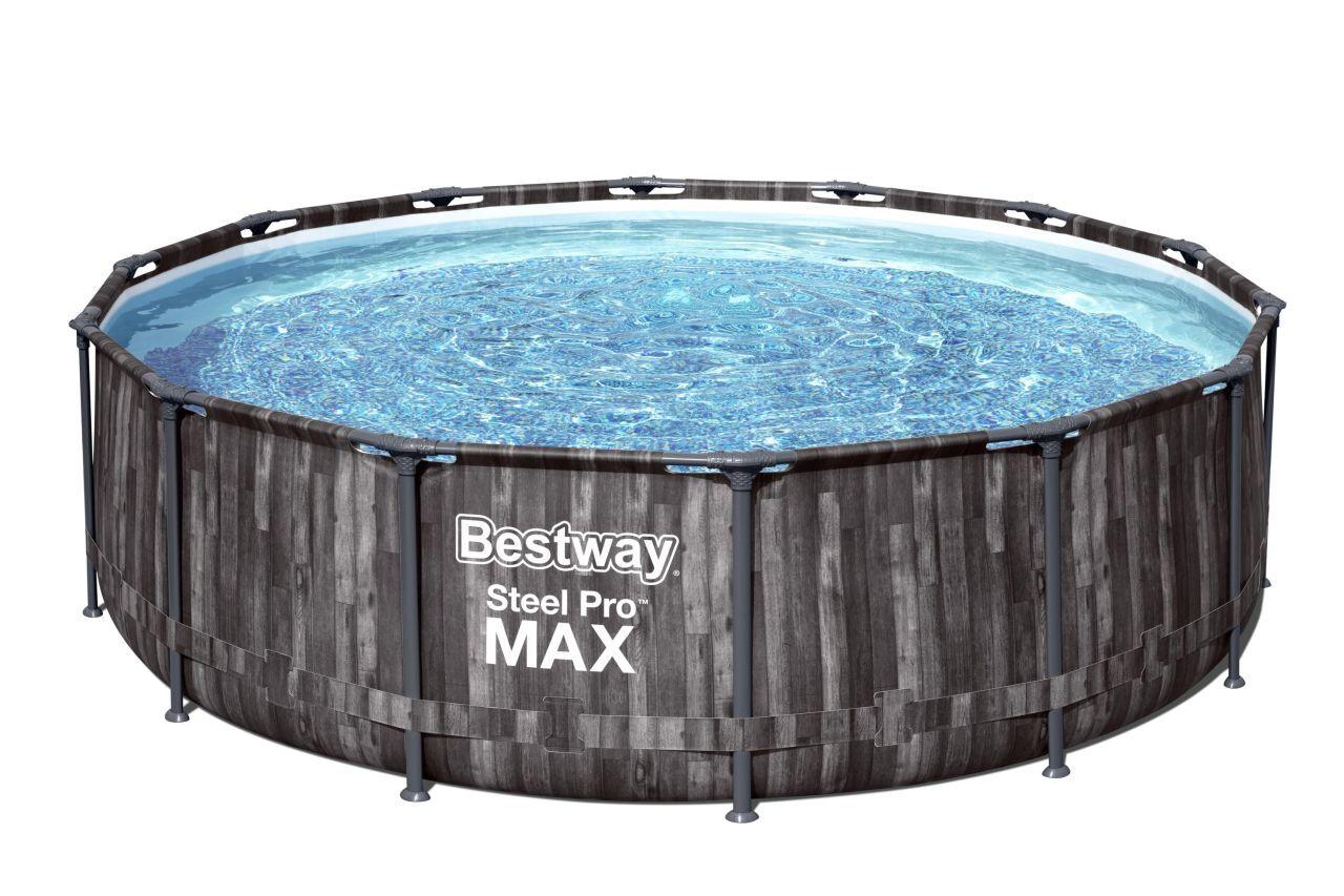 Höfer Chemie Steel Pro MAX™ 4,27 m x 1,07 m Pool Set
