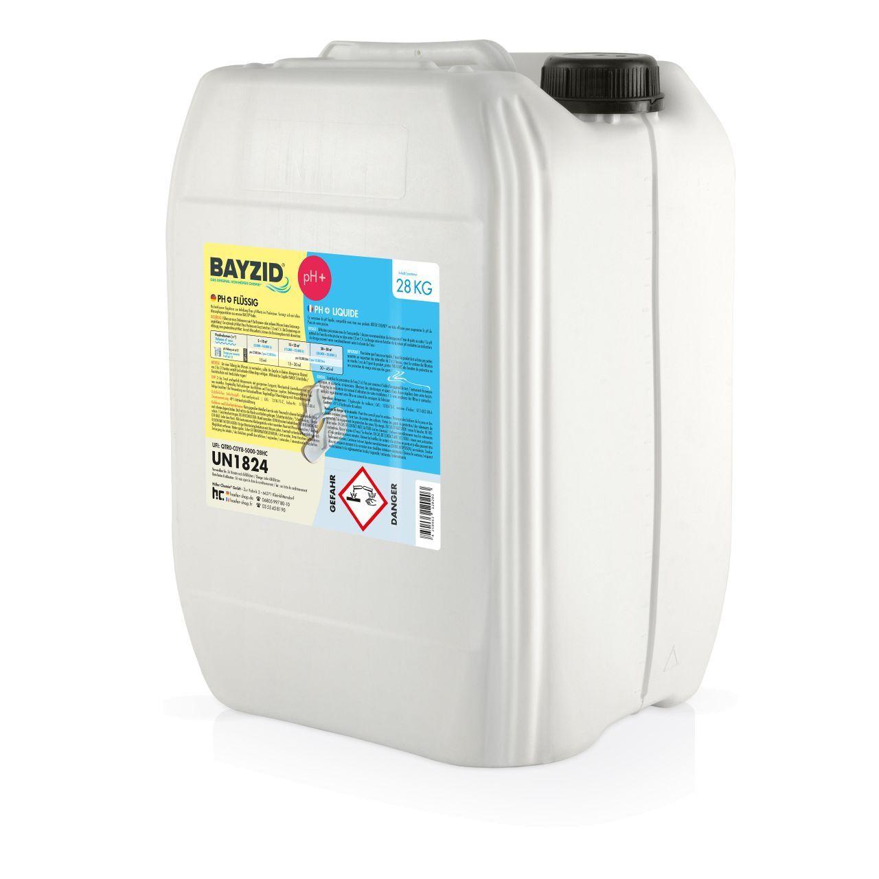 BAYZID 28 kg Bayzid® pH plus liquide (1 x 28 kg)