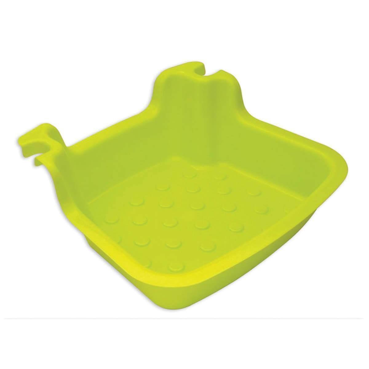 Höfer Chemie Bac pédiluve pour échelle de piscine (vert)
