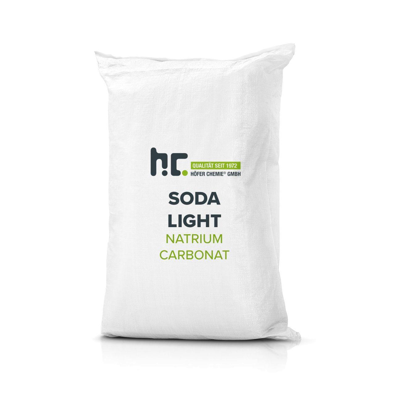 Höfer Chemie 25 kg Carbonate de sodium (1 x 25 kg)