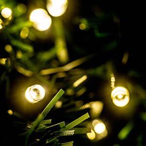 Höfer Chemie Guirlande lumineuse 50 LED pour l'éclairage d'ambiance - Publicité
