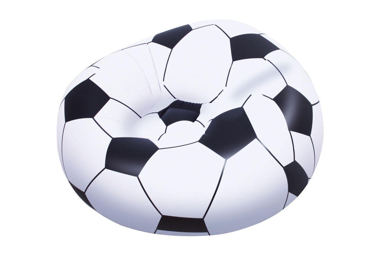 Höfer Chemie Fauteuil de football gonflable