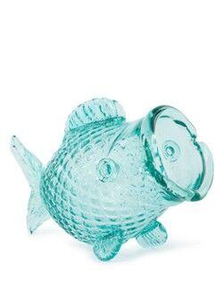 Pols Potten Pot décoratif Fat Fish 24 cm