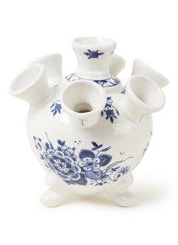 Royal Delft Vase tulipe avec moulin à vent
