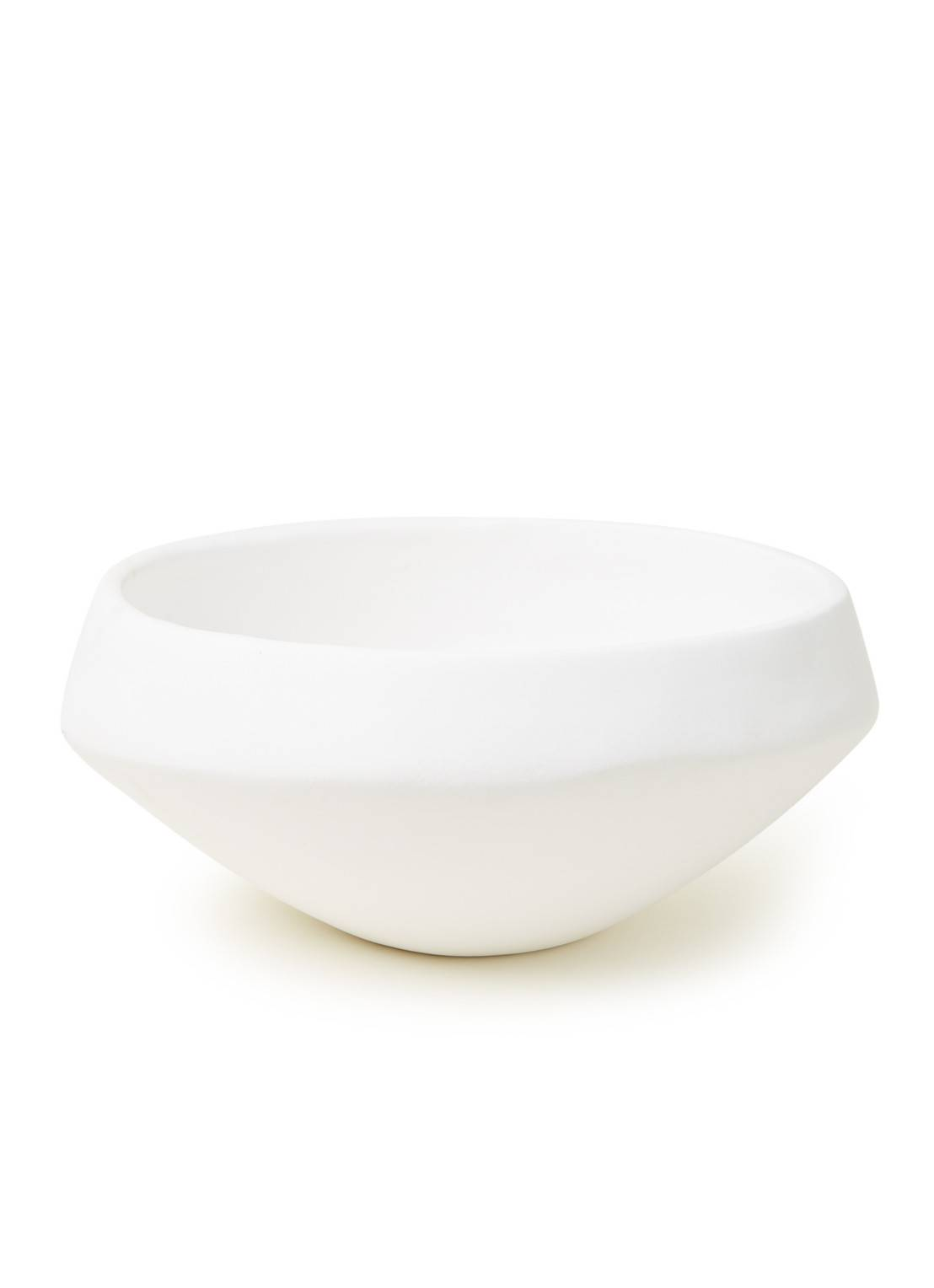urban nature culture Bol artistique 26,5 cm - Blanc